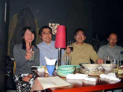 2005年1月20日 Soreyuke新春東組オフ