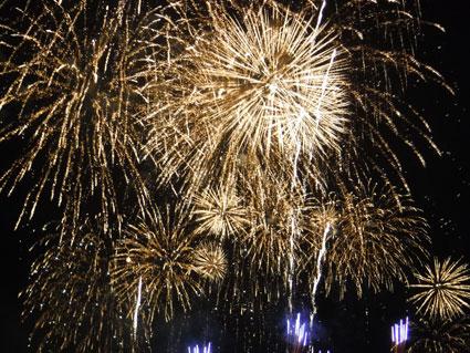 2018年ふじさわ江の島花火大会
