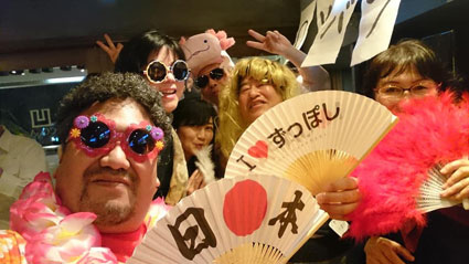 OKバブリー2019! バイバイ平成 IN CONA五反田