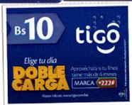 Tigo Tarjeta