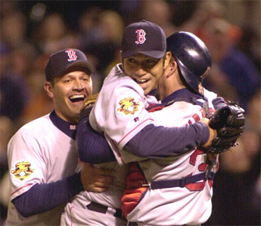2001年4月4日野茂2回目のノーヒットノーラン達成