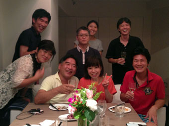 祝!Lovers Kitchen OPEN記念パーティ