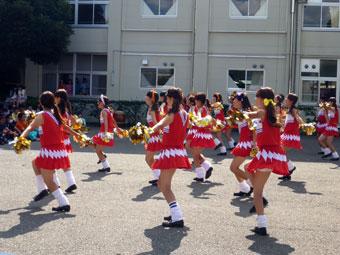 第40回神奈川県立旭高等学校都筑祭-ダンス部「Queen of ASH」