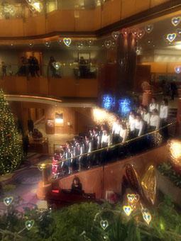 横浜ベイシェラトン ホテル&タワーズ クリスマスコンサート