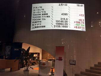 東京商品取引所