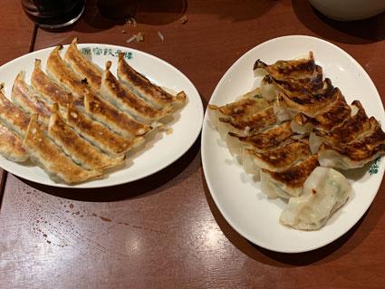 原宿餃子樓(Harajuku Gyoza Lou)