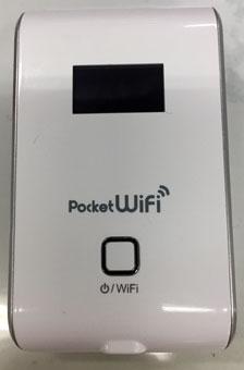E-MobileのWi-Fiルーター Pocket WiFi LTE GL02P