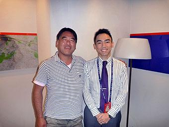 2012年5月28日 HSBC香港オーシャンセンター支店