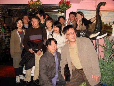 それゆけ東組冬の会合 IN カンボジアレストラン「アンコールワット」