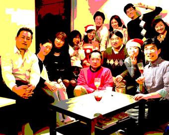 2014年 Lovers Kitchen クリスマスパーティ