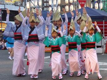 2016年8月28日 高円寺阿波踊り