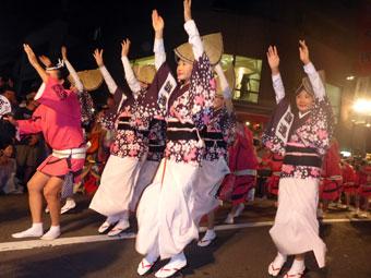 2014年8月23日 高円寺阿波踊り