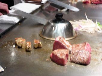 鉄板焼ステーキ 蘭麻 麻布店