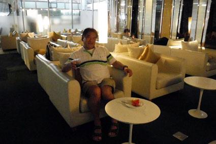 Miracle First Class Lounge, Bangkok Suvarnabhumi International Airport