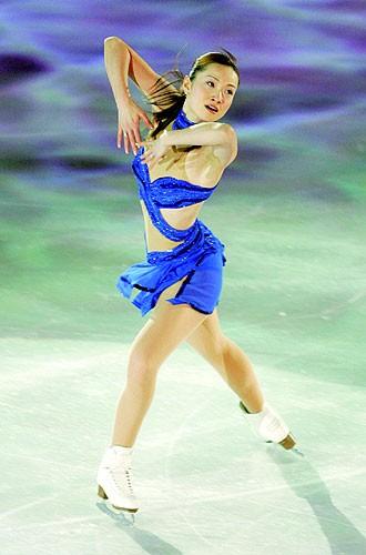 2006年トリノ五輪金メダリスト-荒川静香