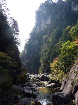山梨・昇仙峡