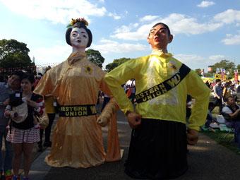 フィリピン・バリヨ・フィエスタ(Philippine Barrio Fiesta 2013)