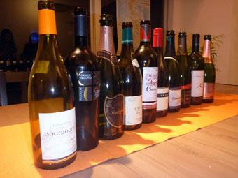 至福のワインパーティー