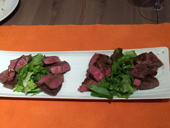 極上な肉とワインの会