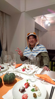 至福のワイン会