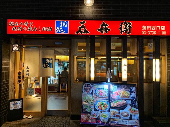 呑兵衛 蒲田西口店