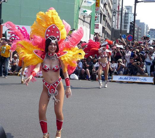 浅草サンバカーニバル