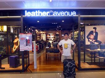 レザー・アベニュー(Leather Avenue)