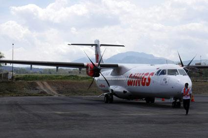 Bajawa Airport, Indonesia