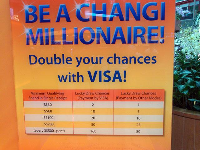 Be A Changi Millionaire
