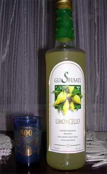 リモンチェッロ(Limoncello)