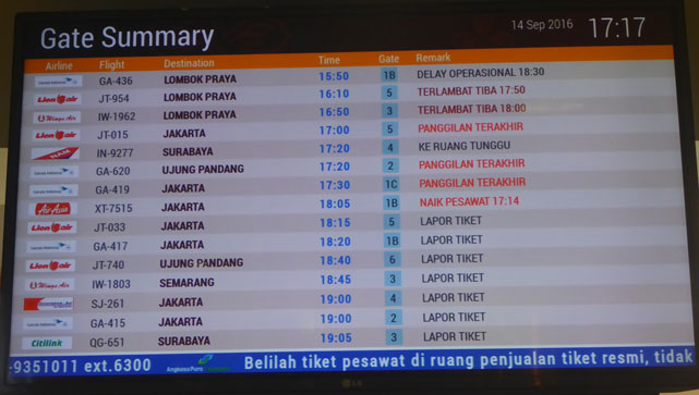 Denpasar Ngurah Rai International Airport