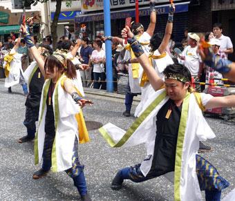 横浜カーニバル2009