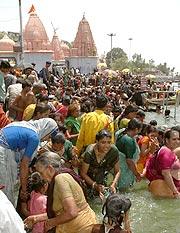 クンブ・メーラー(水がめ祭 Kumbh Mela)