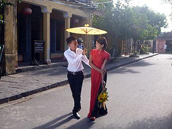 ホイアン旧市街(Hoi An old town)