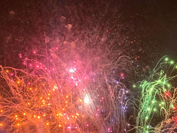 横浜開港祭 ビームスペクタクルinハーバー