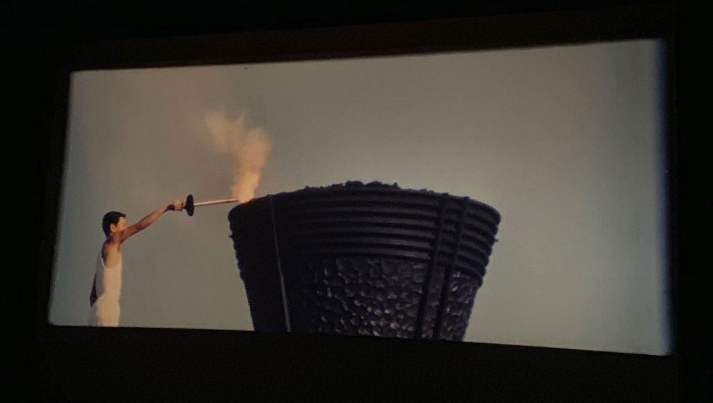 映画「東京オリンピック」-開会式