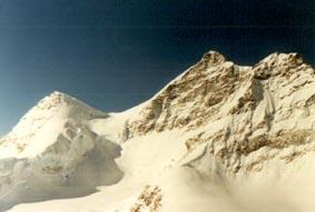 ユングフラウヨッホ(Jungfraujoch)