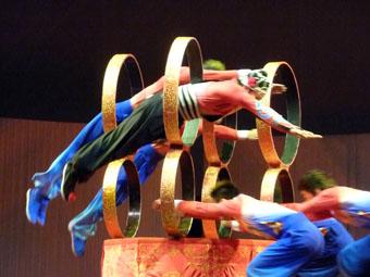 上海雑技(Shanghai Acrobatic Circus)