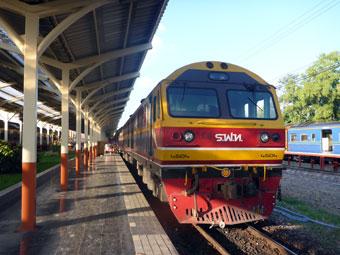 チェンマイ駅(Chiang Mai Station)