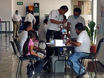 メキシコのオアハカ空港(Oaxaca Airport)