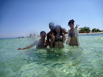 フィリピンのパンダノン島(Pandanon Island)