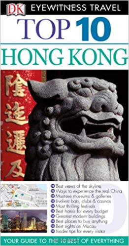 Eyewitness Travel Top 10 Hong Kong