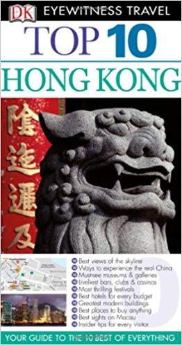 Eyewitness Travel Top 10 Hong Kong