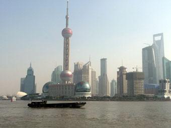 上海・外灘