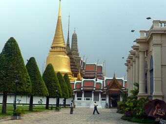 ワットプラケオ(Wat Phra Kaeo)