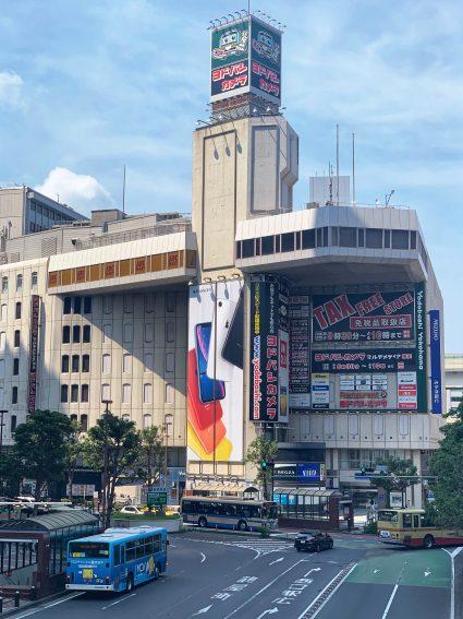 ヨドバシ横浜