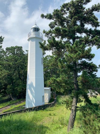 三保松原 清水灯台