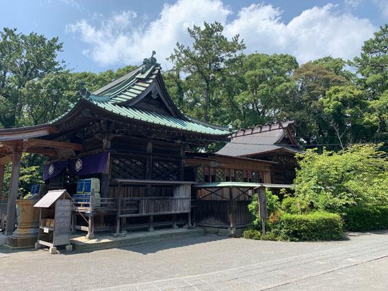 御穂神社(みほじんじゃ)