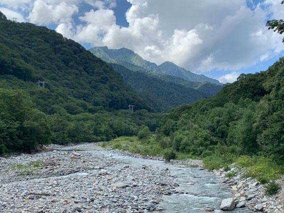 土合から湯檜曽への散策