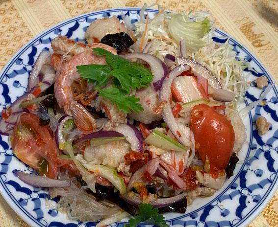 タイ・ハラルレストラン「ルン・ルアン」